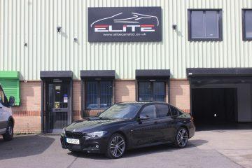 BMW 320D | Elite Car Hire | Derby