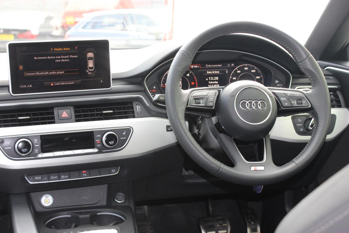 Audi A5 | Elite Car Hire | Derby