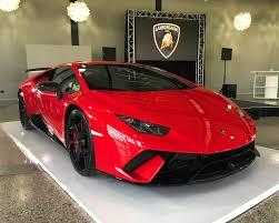 Performance Car Hire